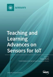Teaching and Learning Advances on Sensors for IoT