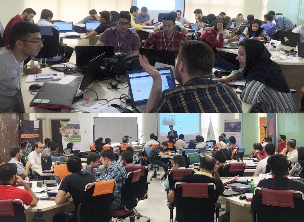iotiran bootcamp