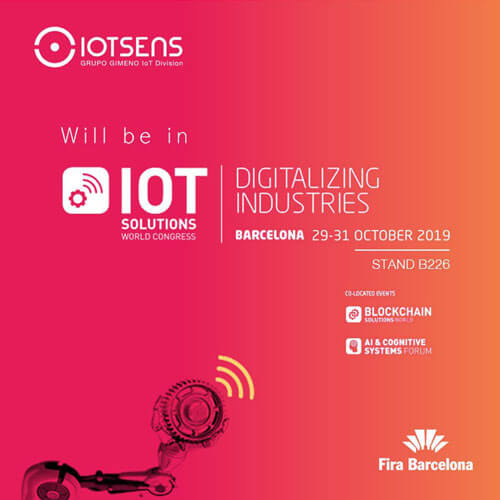 Europe's largest and leading IoT event