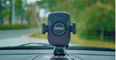 خودرو هوشمند با ROBOQI 2.0 Alexa